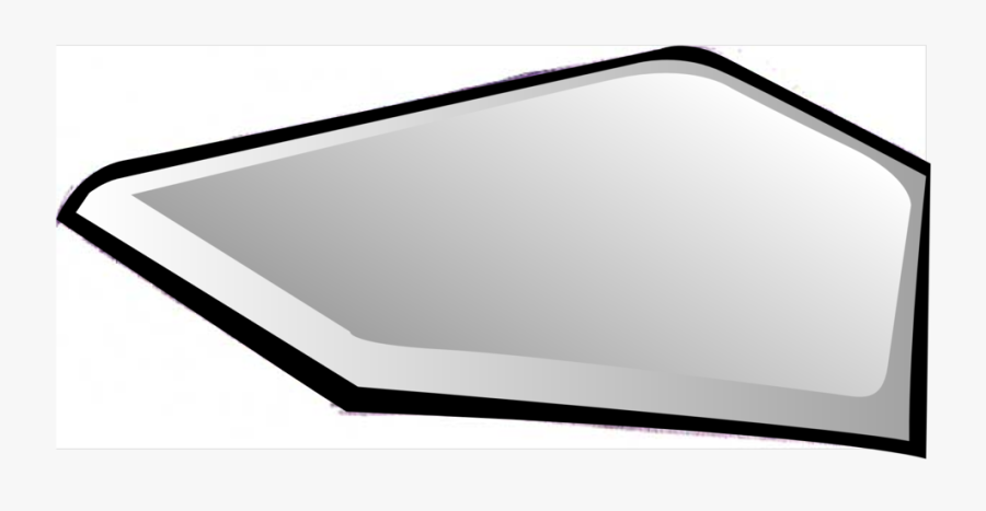 Pictures Of A Baseball Diamond - Transparent Baseball Base Clipart, Transparent Clipart