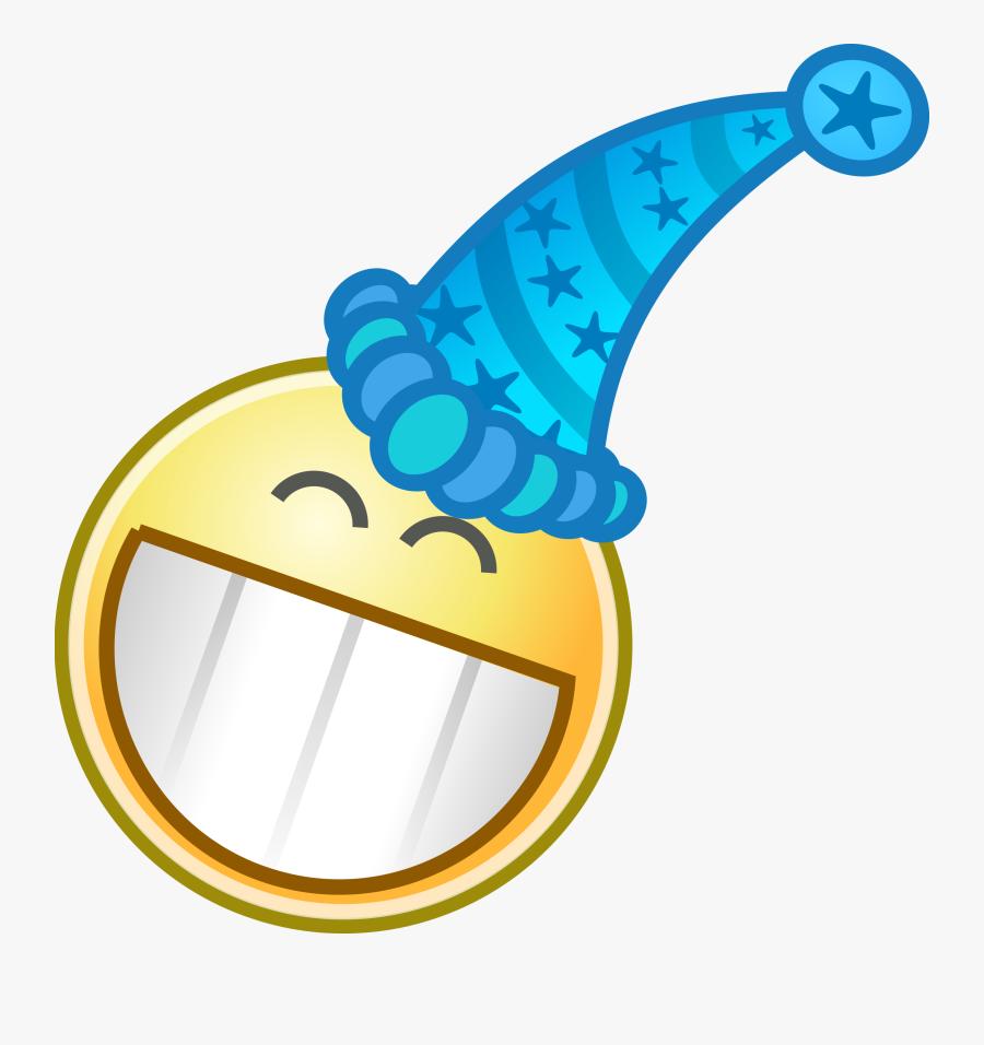 Transparent Party Hat Clipart - Celebration Clip Art, Transparent Clipart