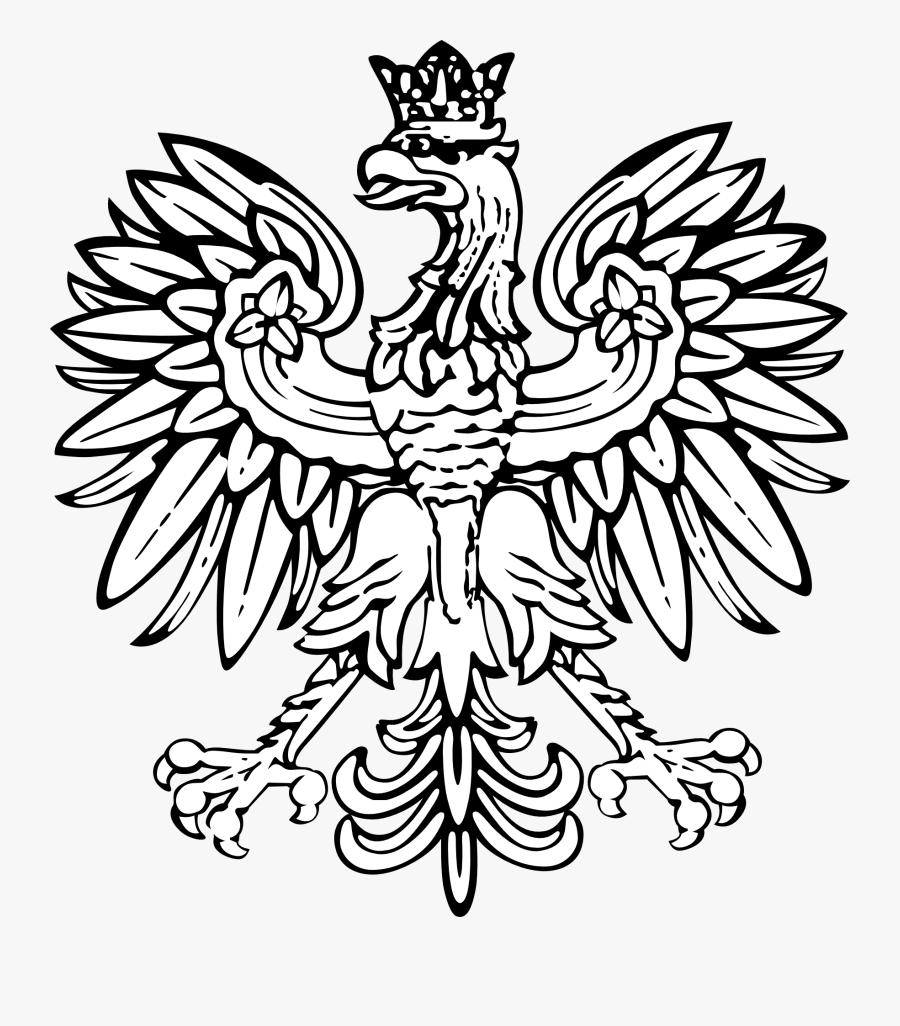 Polish Coat Of Arms Png, Transparent Clipart