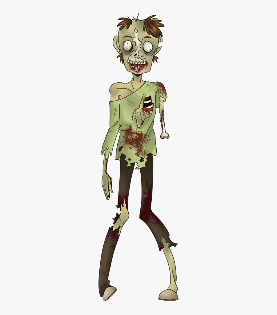 Free To Use & Public Domain Zombie Clip Art - Clip Art Zombie, Transparent Clipart