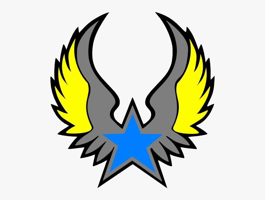 Eagle Clipart Logo - Logo Dream League Soccer Stars, Transparent Clipart