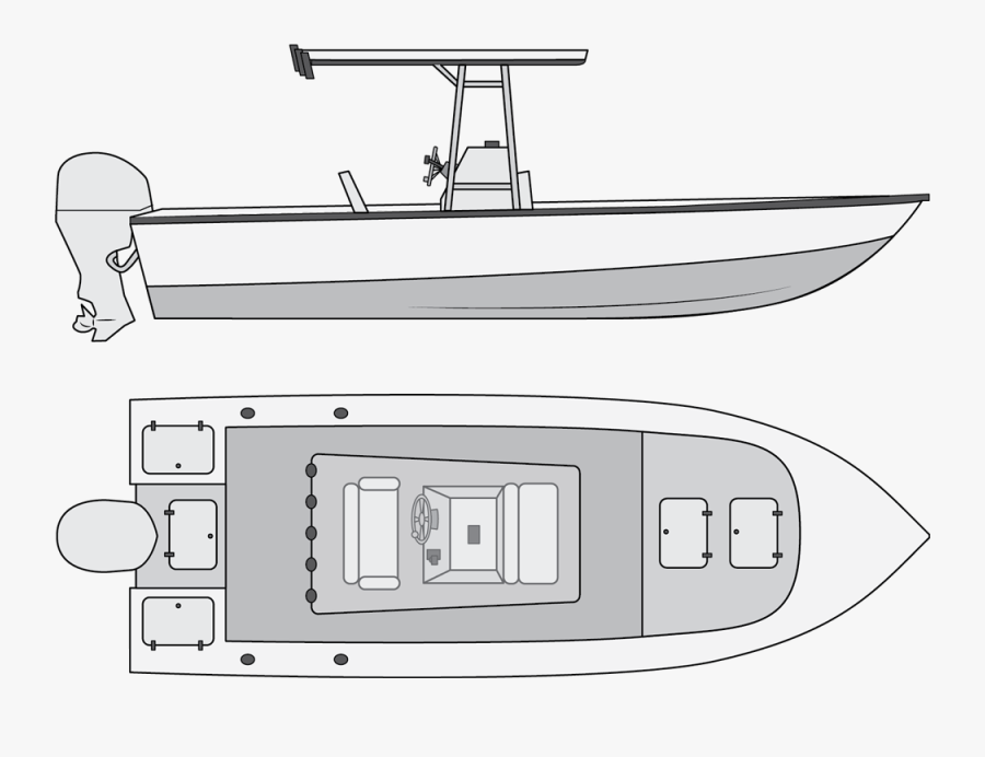 Boating Clipart Center Console Boat Drawings Of Fishing Boats Free Transparent Clipart Clipartkey