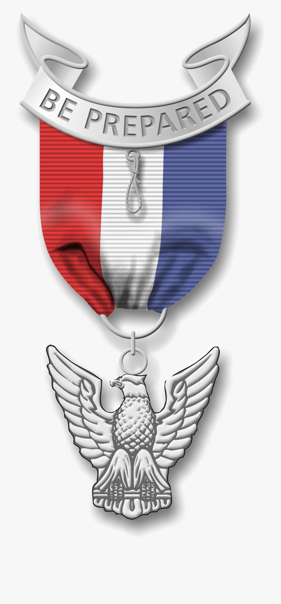 Clip Art Boy Scouts Of America - Eagle Scout Medal Png, Transparent Clipart