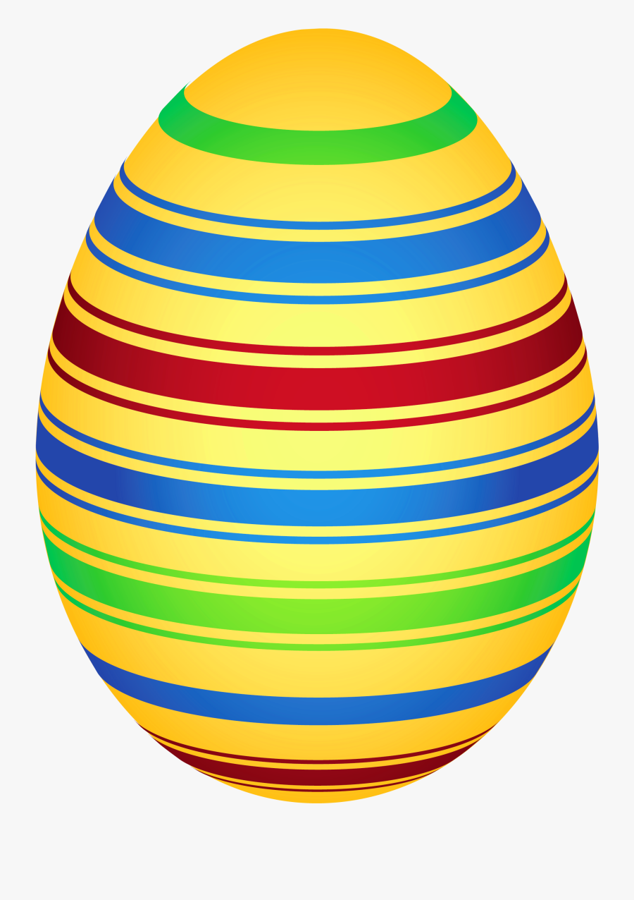 Clip Art Yellow Png Clipairt Picture - Easter Egg Png Transparent, Transparent Clipart