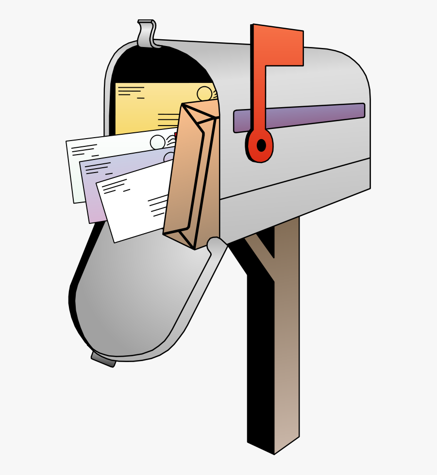 Mailbox Mail Clipart Free Clipart Images - Mailbox Clipart, Transparent Clipart