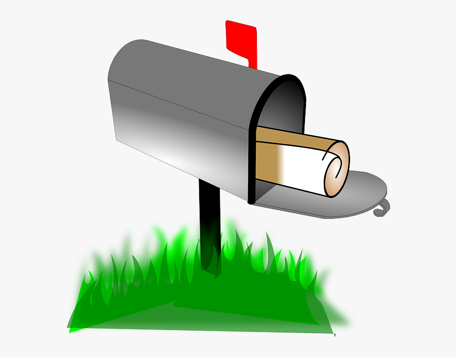 Mailbox Free Mail Clipart The Cliparts - Free Clip Art Mailbox, Transparent Clipart