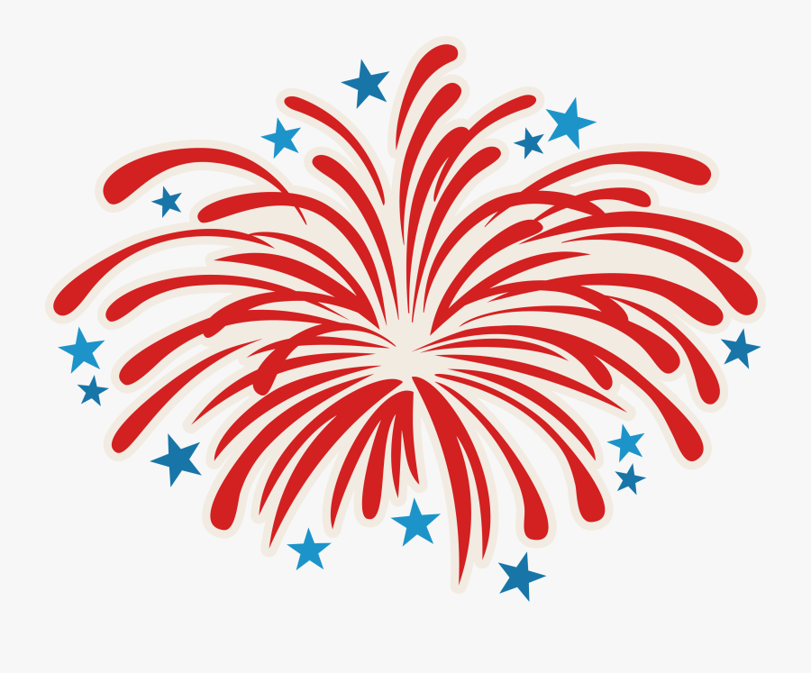 Collection Of Kate Free - Transparent 4th Of July Fireworks, Transparent Clipart