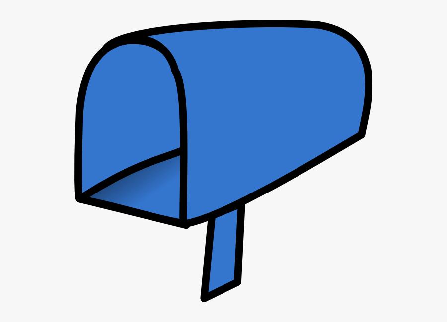 Cartoon Empty Cartoonview Co - Open Mailbox Clip Art, Transparent Clipart