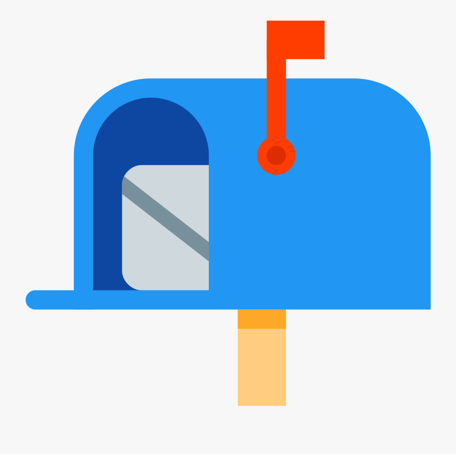 Transparent Mailbox Clipart - Mailbox Png, Transparent Clipart
