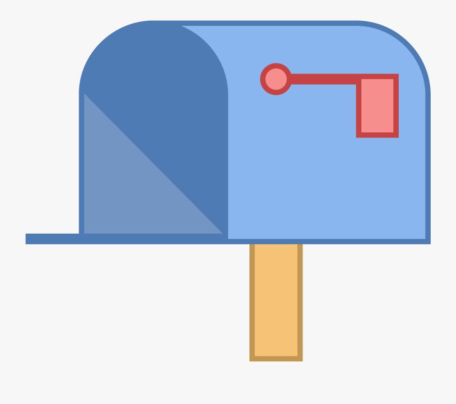 Transparent Mail Box Png - Mailbox Clipart Transparent, Transparent Clipart