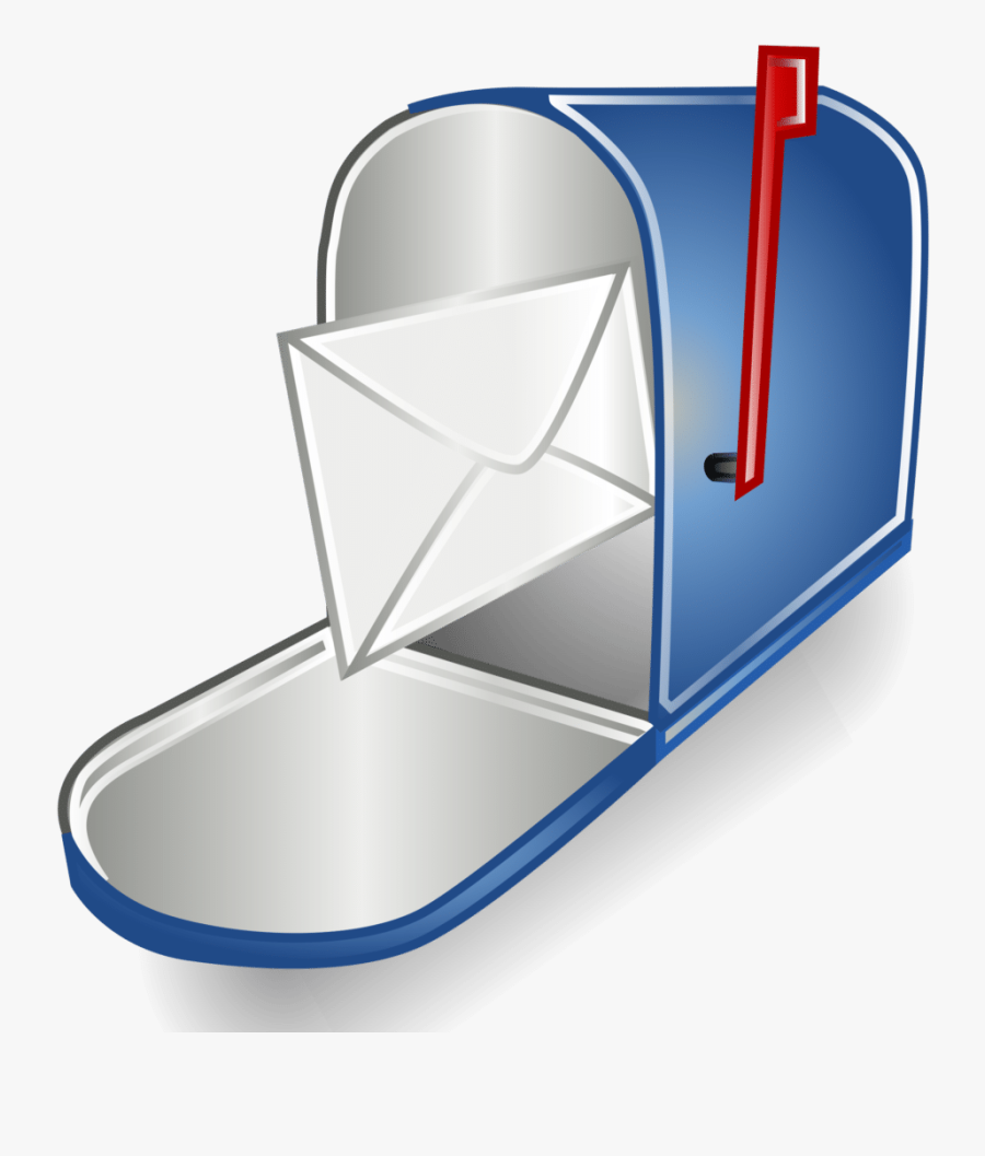 Mail Box Logo Png, Transparent Clipart