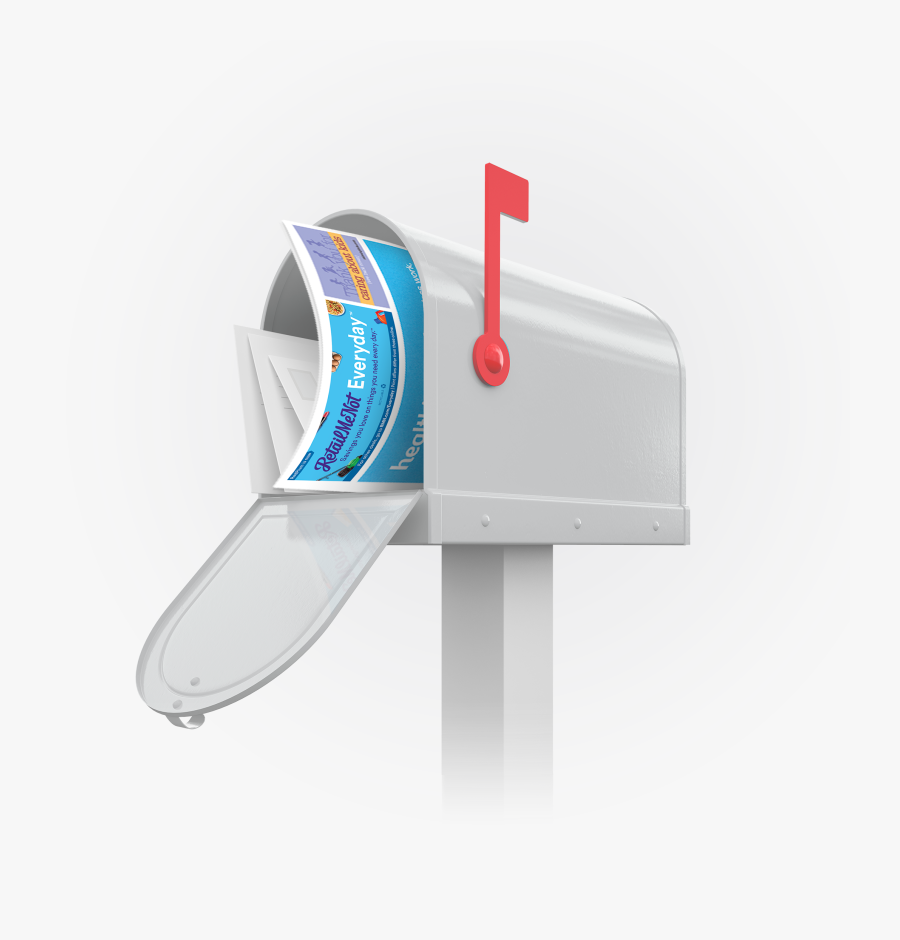 Mailbox Transparent, Transparent Clipart
