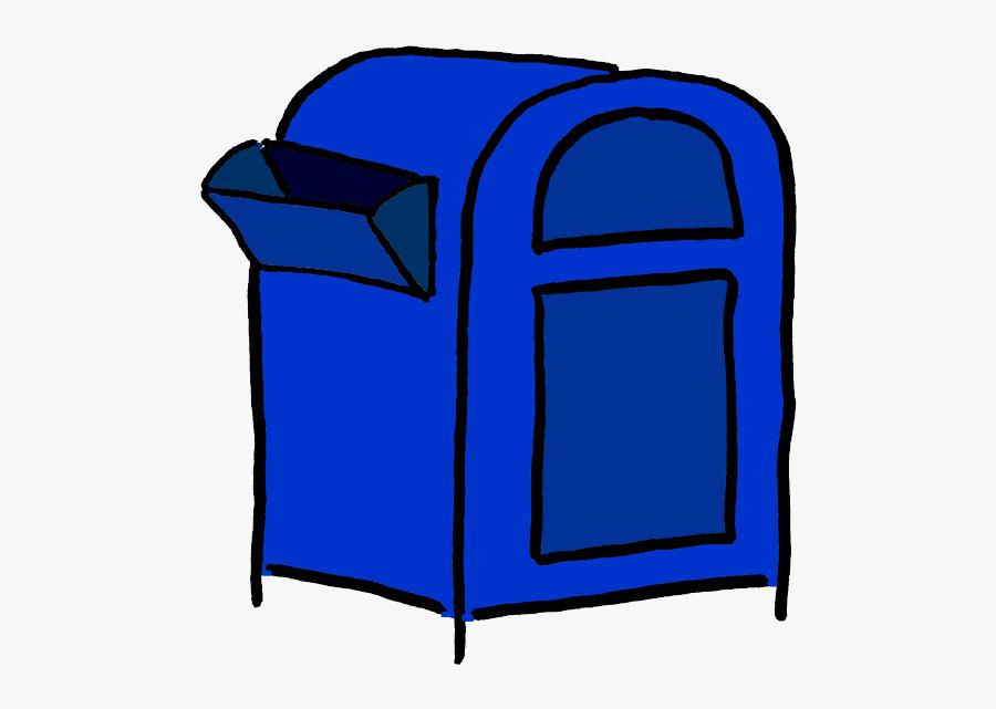 Mailbox Clipart - Mail Box Clip Art, Transparent Clipart