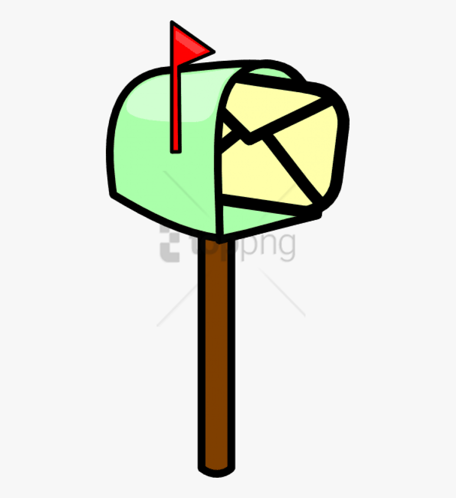 Free Png Mailbox Png Png Image With Transparent Background - Mailbox Clipart Png, Transparent Clipart