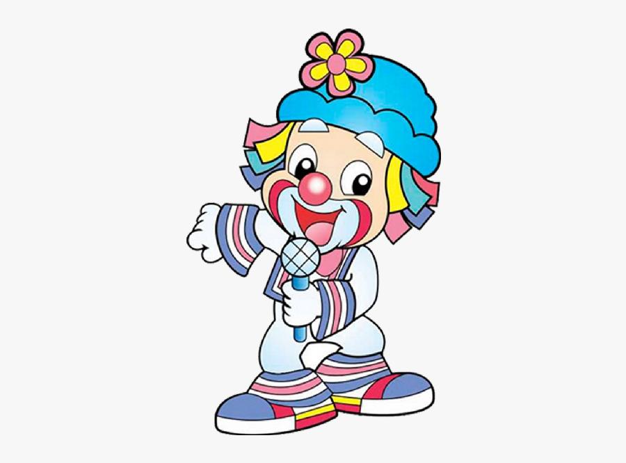 Baby Clown Clipart - Patati Patata Em Vetor, Transparent Clipart