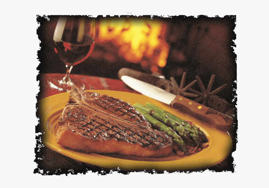 Clip Art Grill Tomahawk Steak - Park City Restaurants, Transparent Clipart