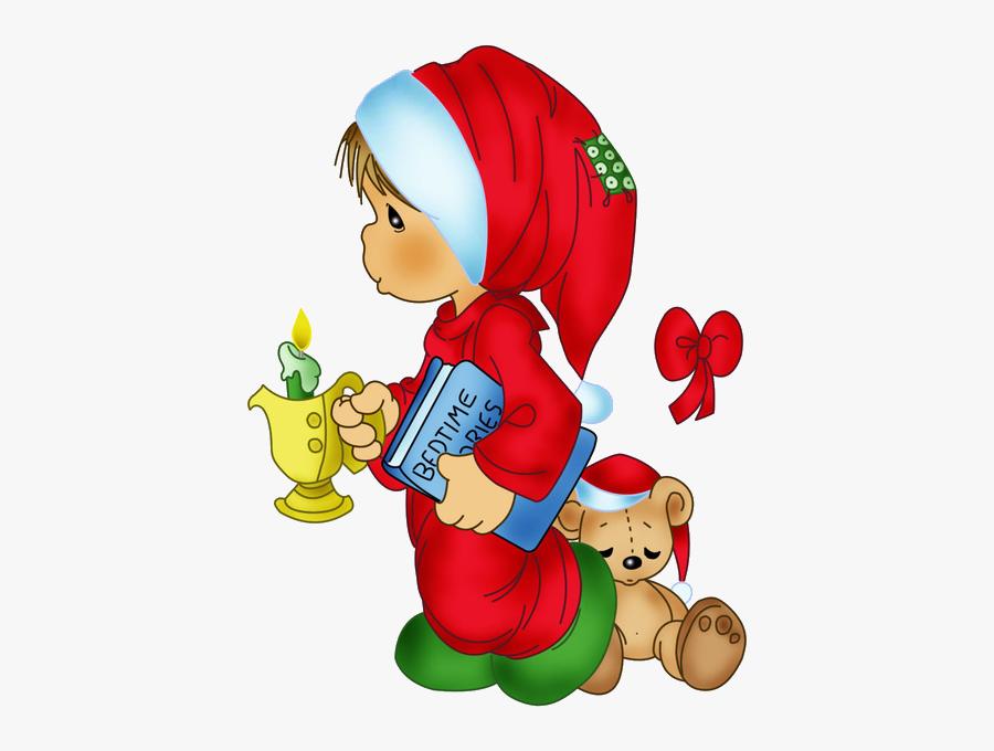 Precious Moments Nativity Clipart - Precious Moments Christmas Clipart, Transparent Clipart