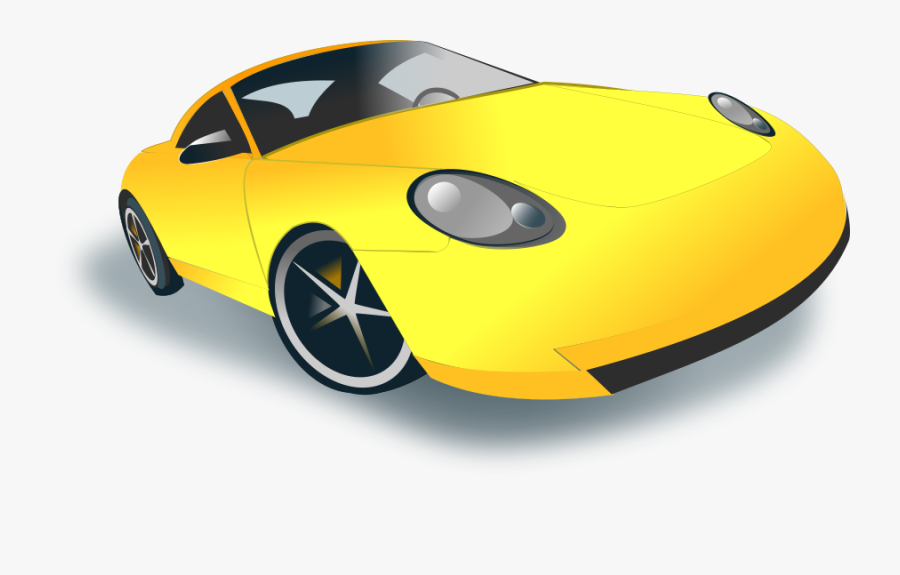 Sports Car Clip Art Download - Clipart Sports Cars, Transparent Clipart