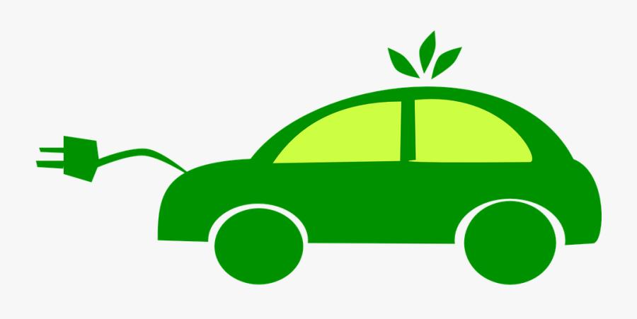 Maine Car Charging Station - Electric Vehicle Clip Art, Transparent Clipart