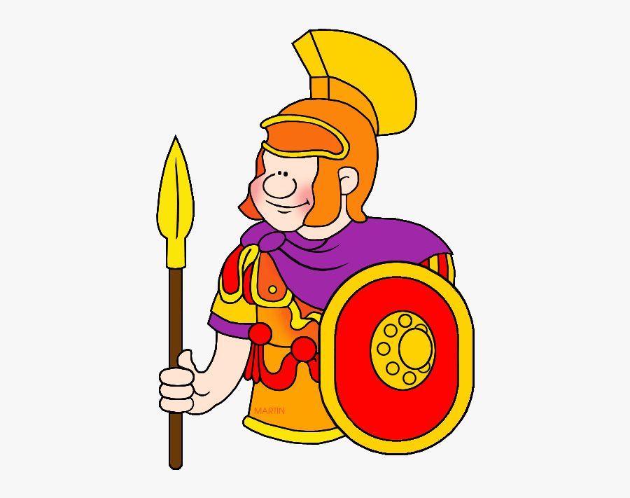 Roman Soldiers Clipart - Roman Empire Clip Art, Transparent Clipart