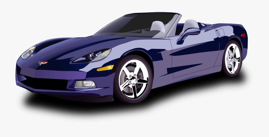 Sports Car Png Transparent Images - Sports Car Clip Art, Transparent Clipart