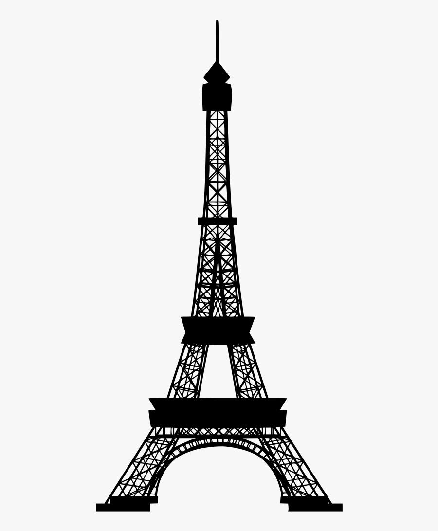 Transparent Torre Eiffel Dibujo Png - Paris Eiffel Tower Clipart, Transparent Clipart