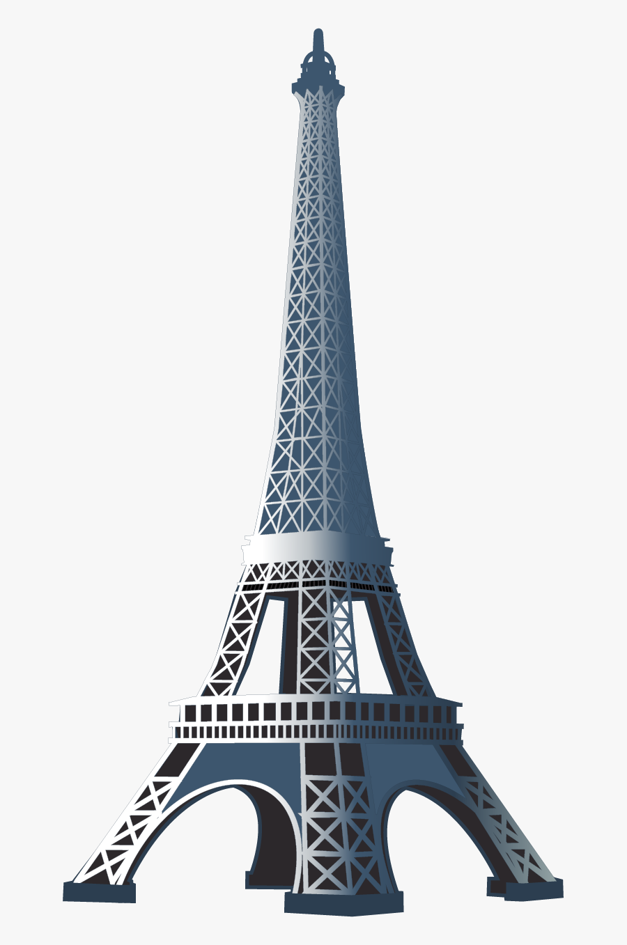Png Images Free Download - Eiffel Tower Paris Png, Transparent Clipart