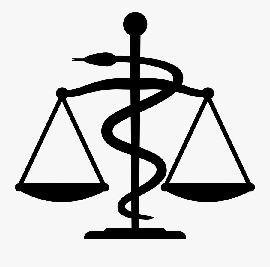 Transparent Scale Clipart - Marbury V Madison Symbol, Transparent Clipart