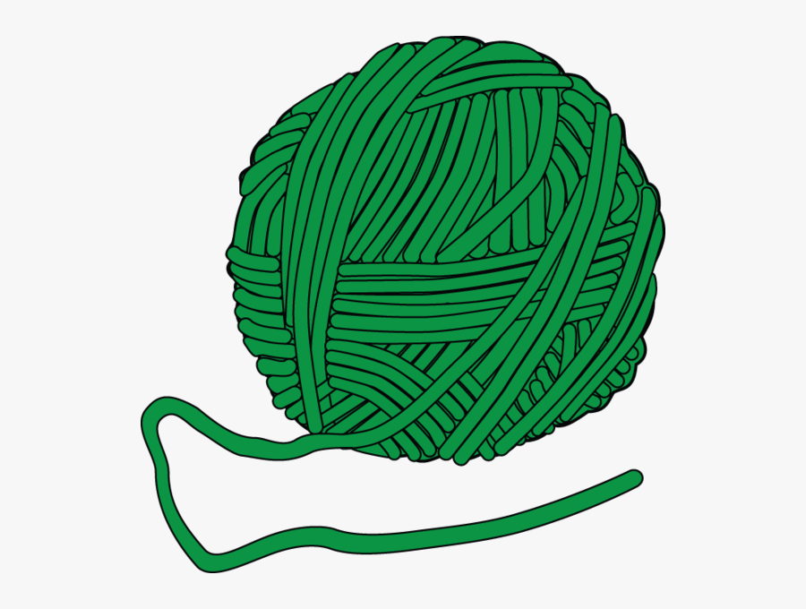 Ball Of Yarn Clipart, Transparent Clipart