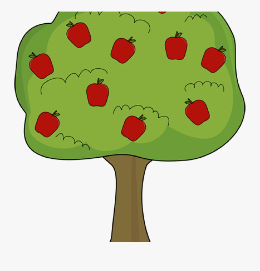 Transparent Apple Tree Png - Transparent Apple Tree Clipart, Transparent Clipart