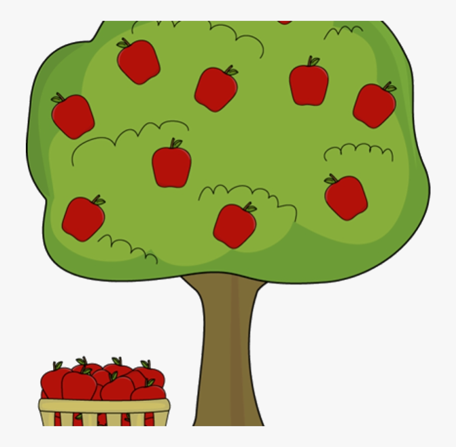 Apple Tree Clipart Clip Art Trees With Apples Transparent - Transparent Apple Tree Clipart, Transparent Clipart