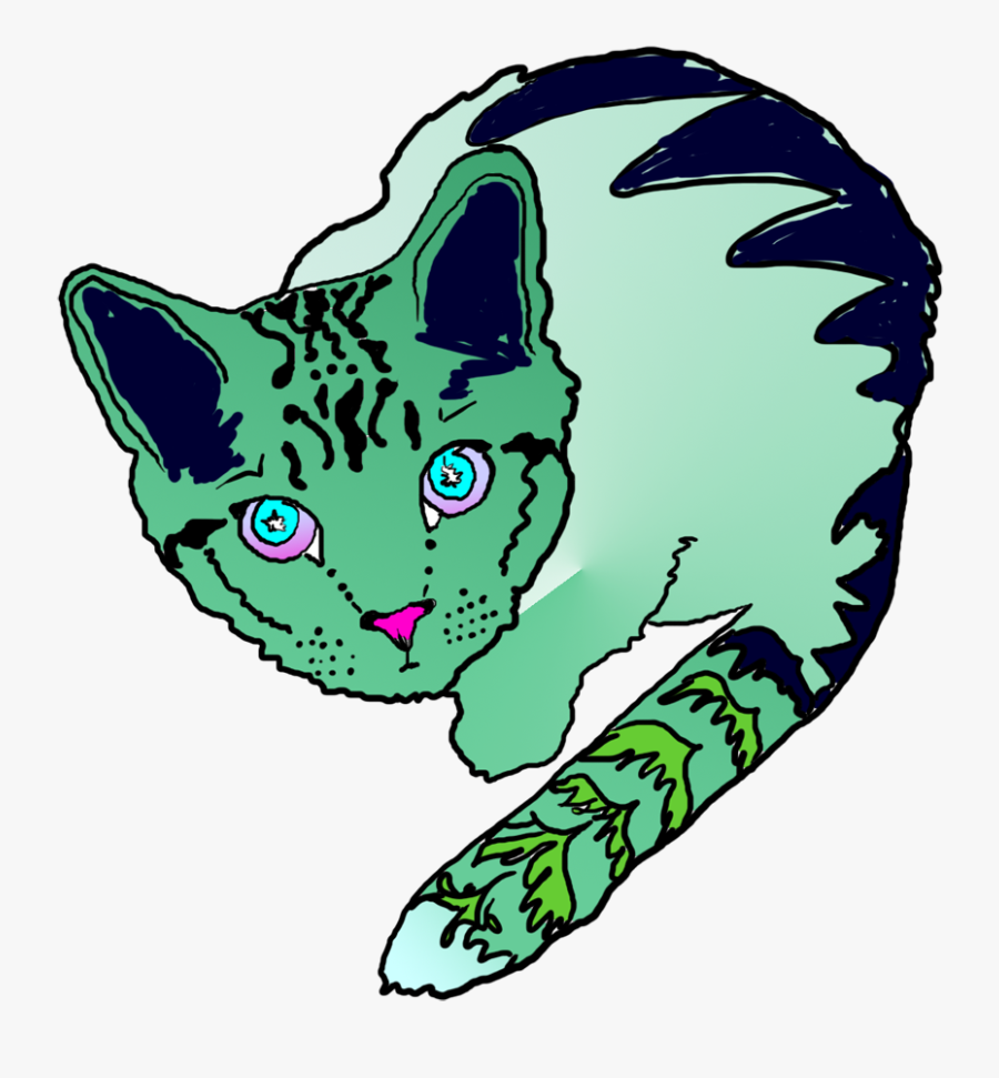 Cat Playing With Yarn Clipart , Png Download - Cat Playing With Yarn, Transparent Clipart
