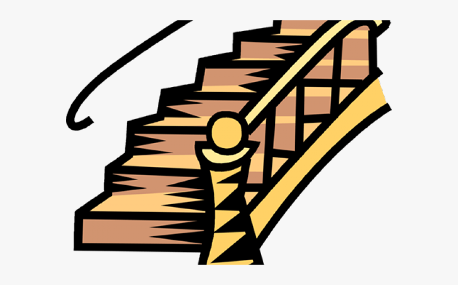 Clipart Wallpaper Blink - Stairs Black And White Png, Transparent Clipart