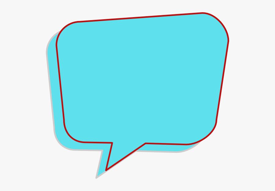 Clipart Of Bubble, Speech And Bbble - Colorful Speech Bubbles Png, Transparent Clipart