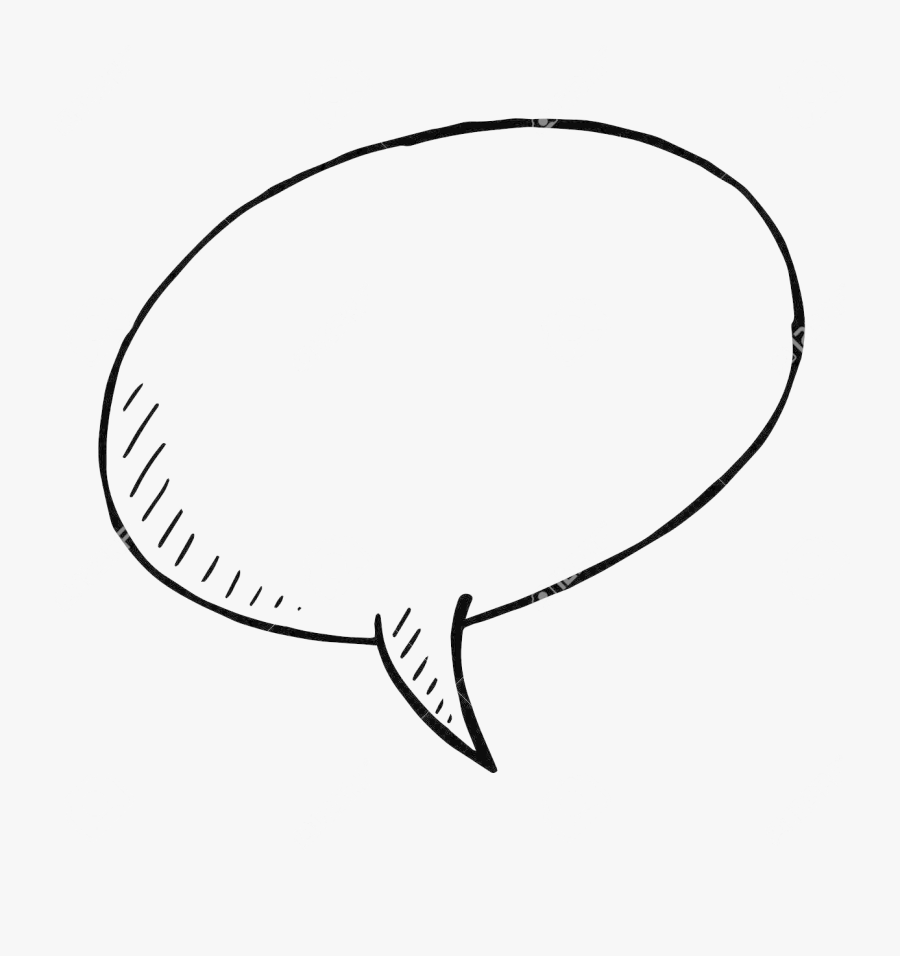 Dream Speech Bubble Png Image - Anime Speech Bubble Png, Transparent Clipart