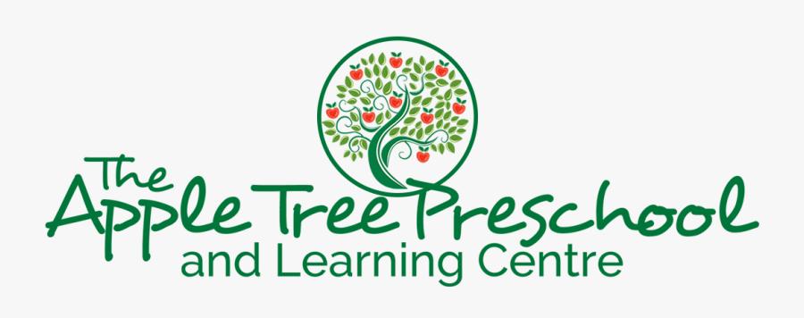 Apple Tree Preschool Logo, Transparent Clipart
