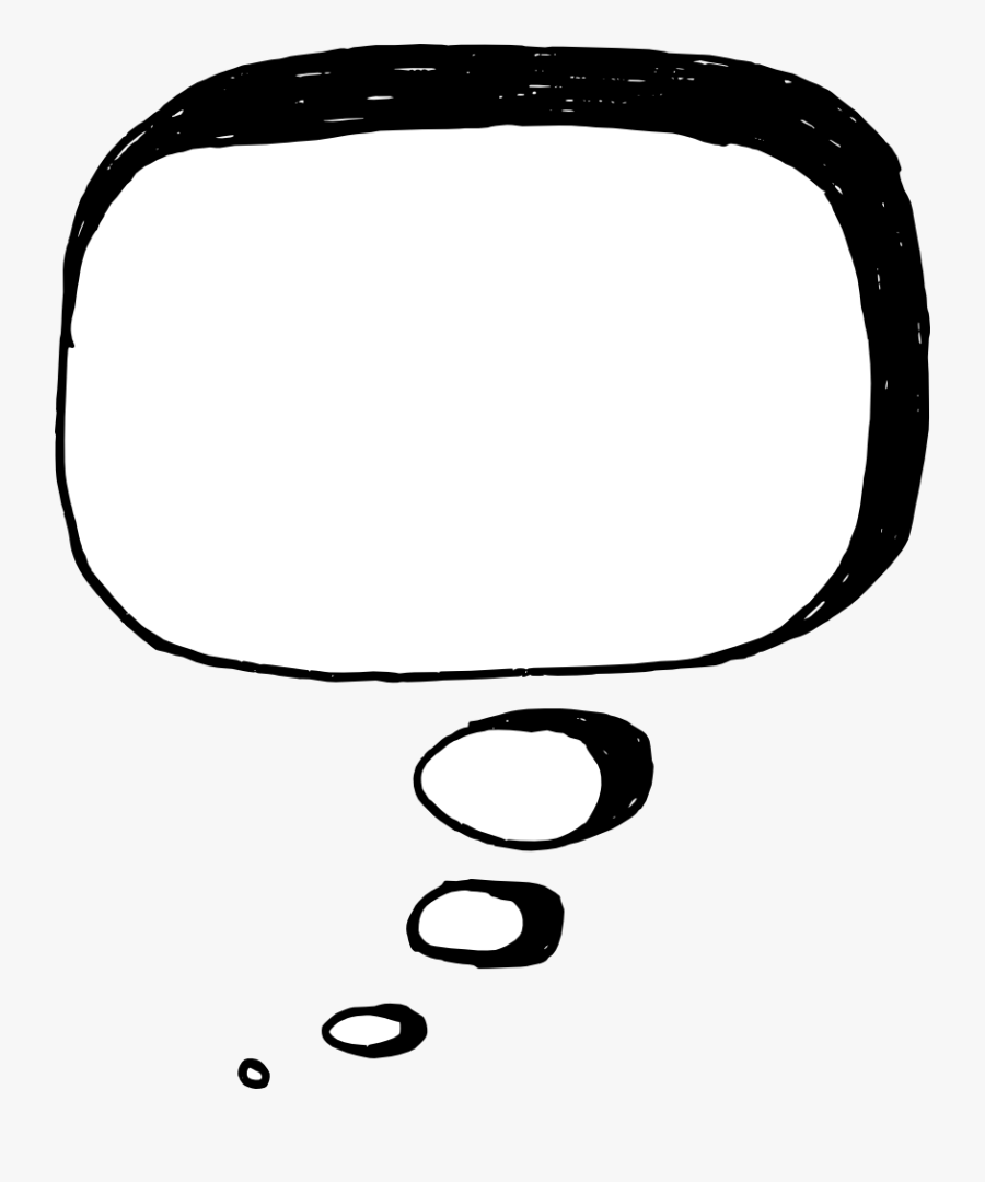 Speech Balloon Comics Drawing Clip Art - Transparent Speech Bubble Vector, Transparent Clipart