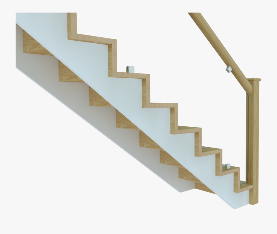 Clipart Freeuse Library Full Flight A Design Publication - Stairs Side View Png, Transparent Clipart