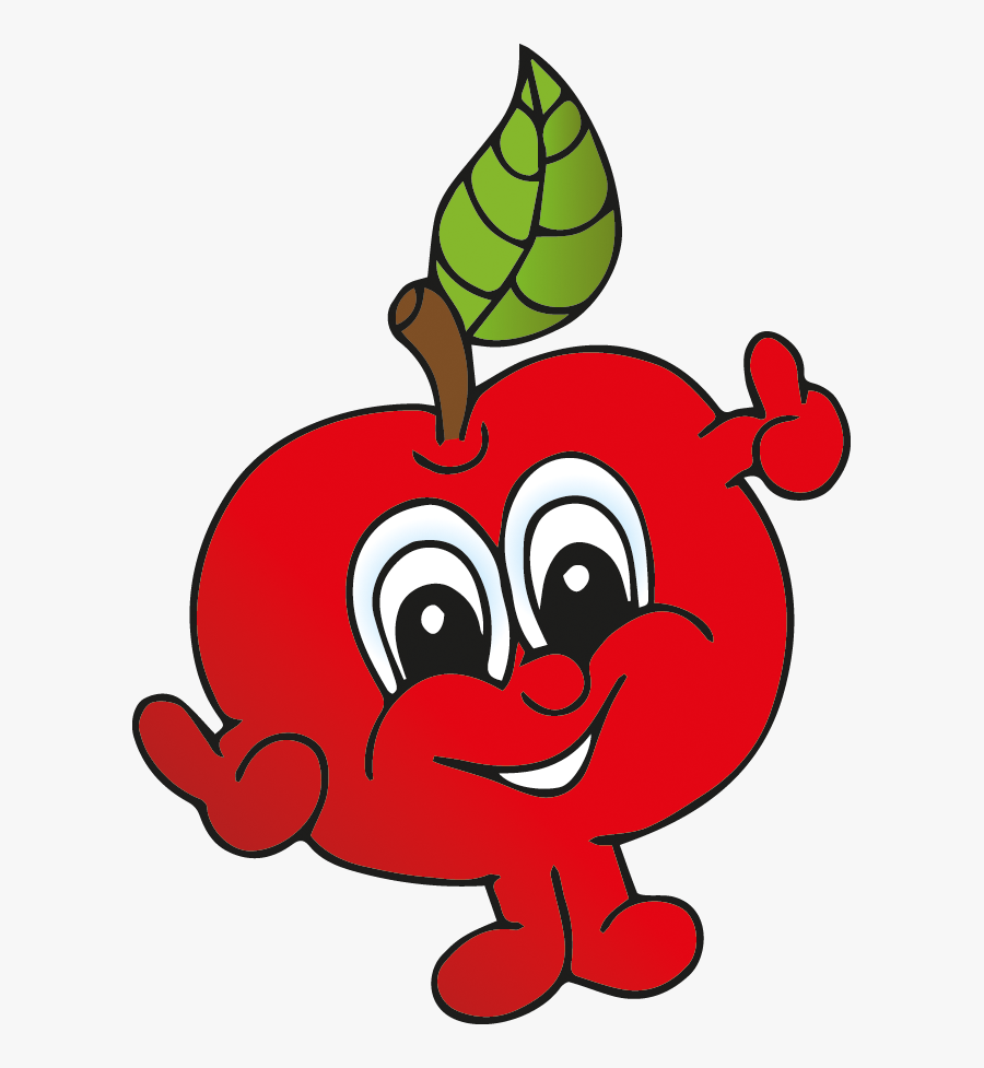 Apple Thumbs Up Clipart, Transparent Clipart
