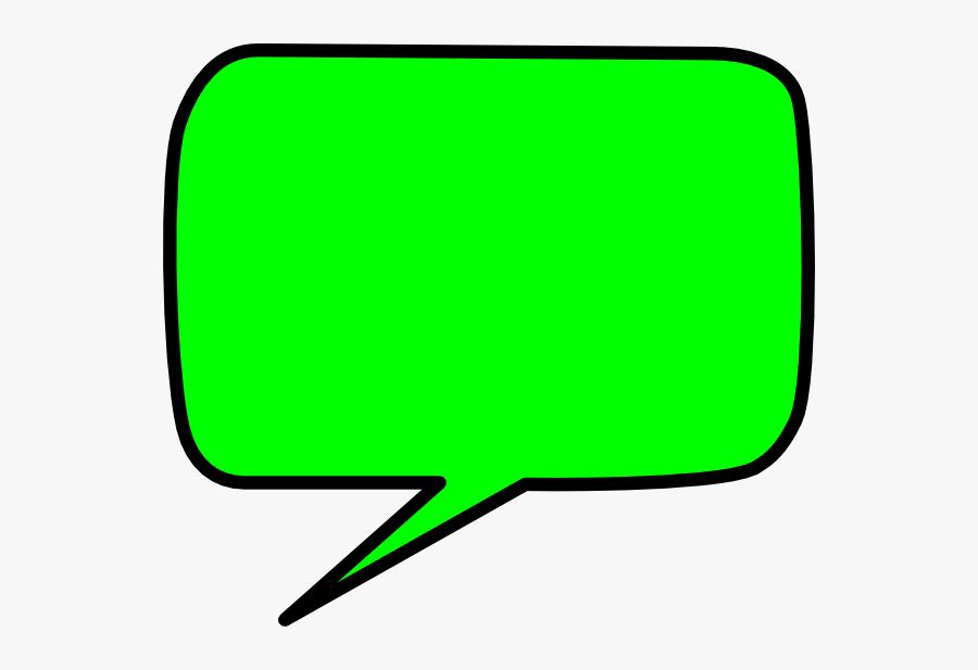 Coloured Speech Bubble Png, Transparent Clipart