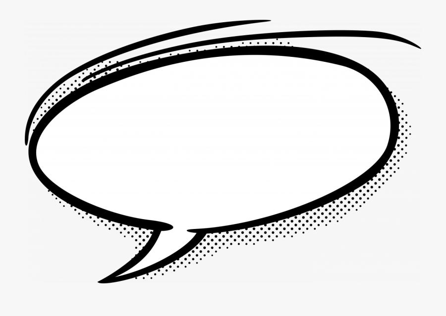 - Transparent Comic Bubble Png - Transparent Comic Bubble Png, Transparent Clipart