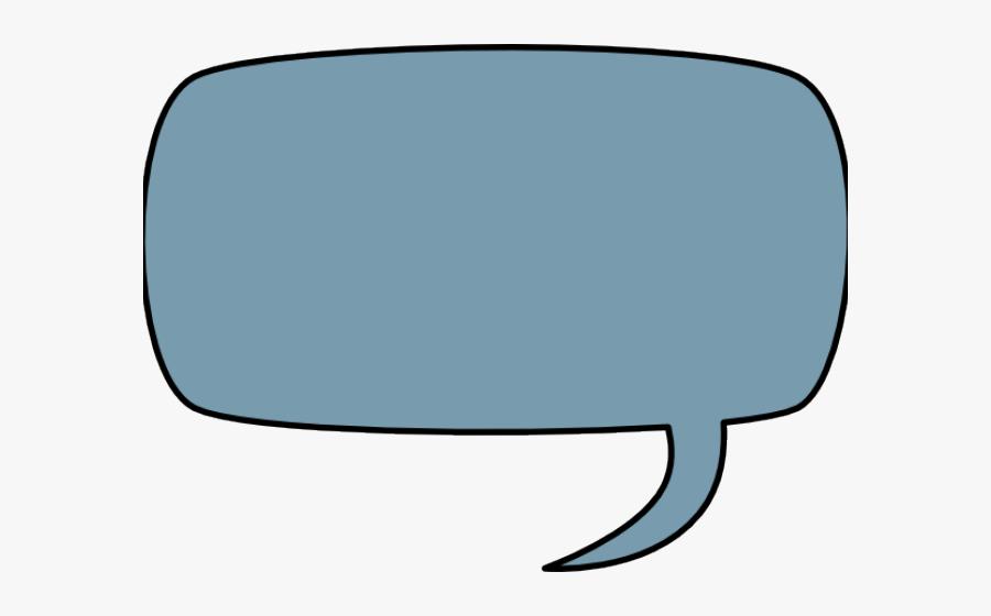 Transparent Speech Bubble Png Cute - Color Speech Bubble Png, Transparent Clipart