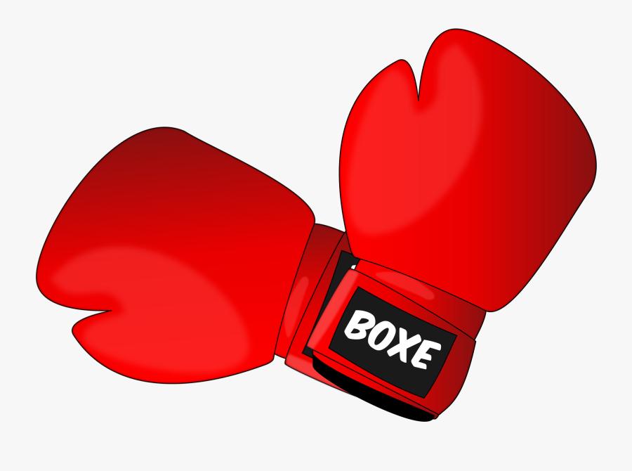 Transparent Download Big Image Png - Cartoon Transparent Background Boxing Gloves, Transparent Clipart