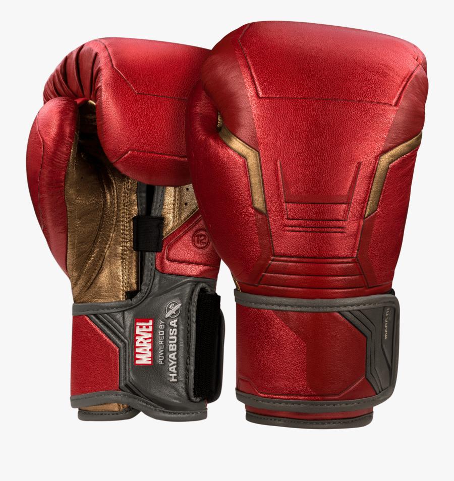 Marvel Hero Elite - Hayabusa Marvel Boxing Gloves, Transparent Clipart