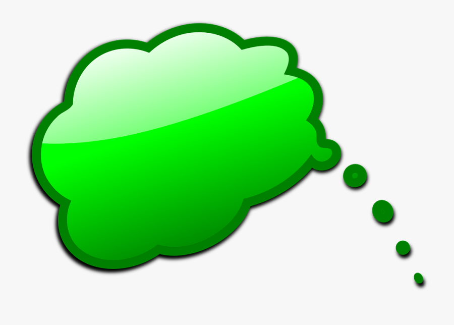 Free Stock Photos - Speech Bubble Clipart Color Green, Transparent Clipart