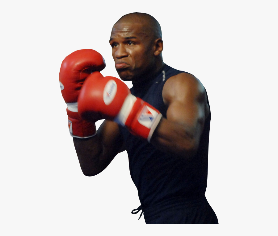 Professional Boxer,boxing Boxing,sanshou,boxing Equipment,shoot - Floyd Mayweather Jr Png, Transparent Clipart