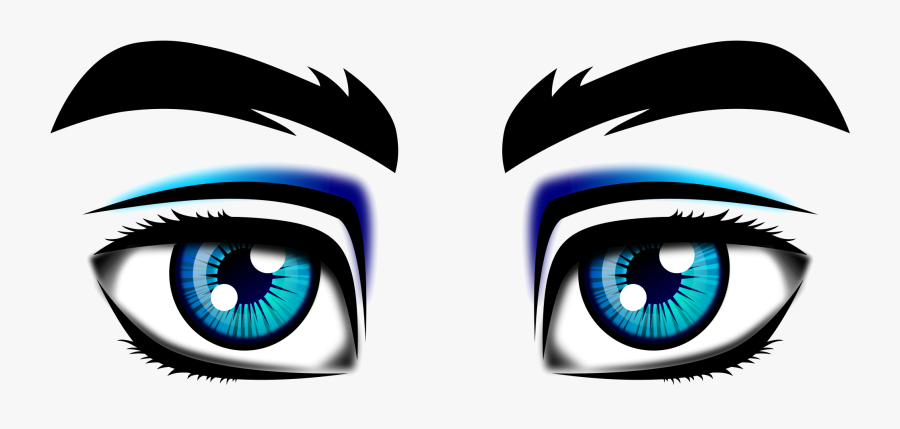 Eyes Cliparts For Free Eyebrow Clipart Eys And Use - Eyes Clipart Png, Transparent Clipart