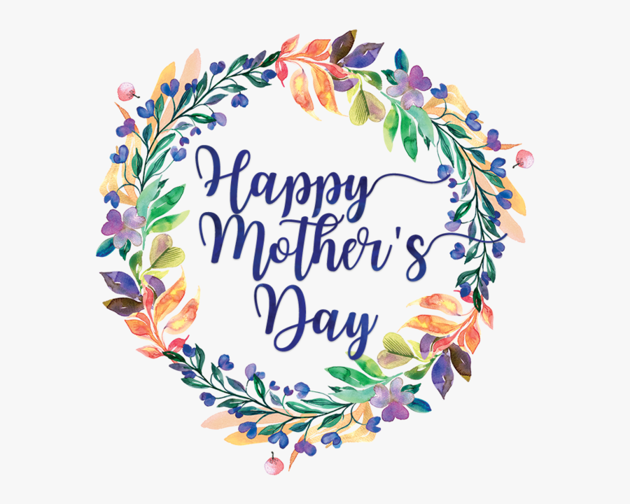 Happy Mother's Day Png, Transparent Clipart