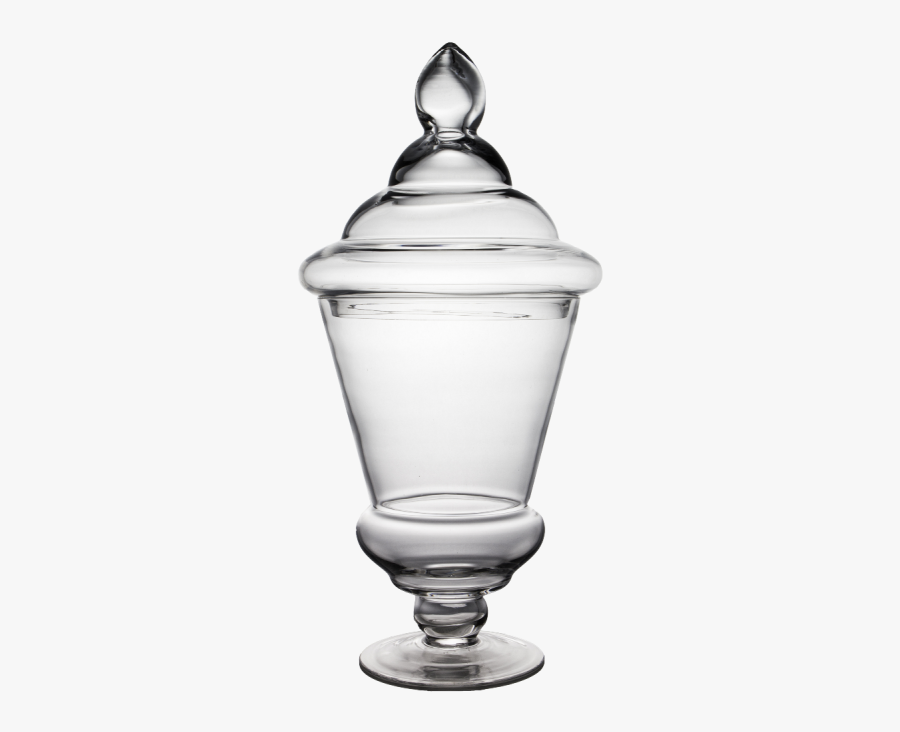 Clip Art X In Clear - Apothecary Jars Png, Transparent Clipart