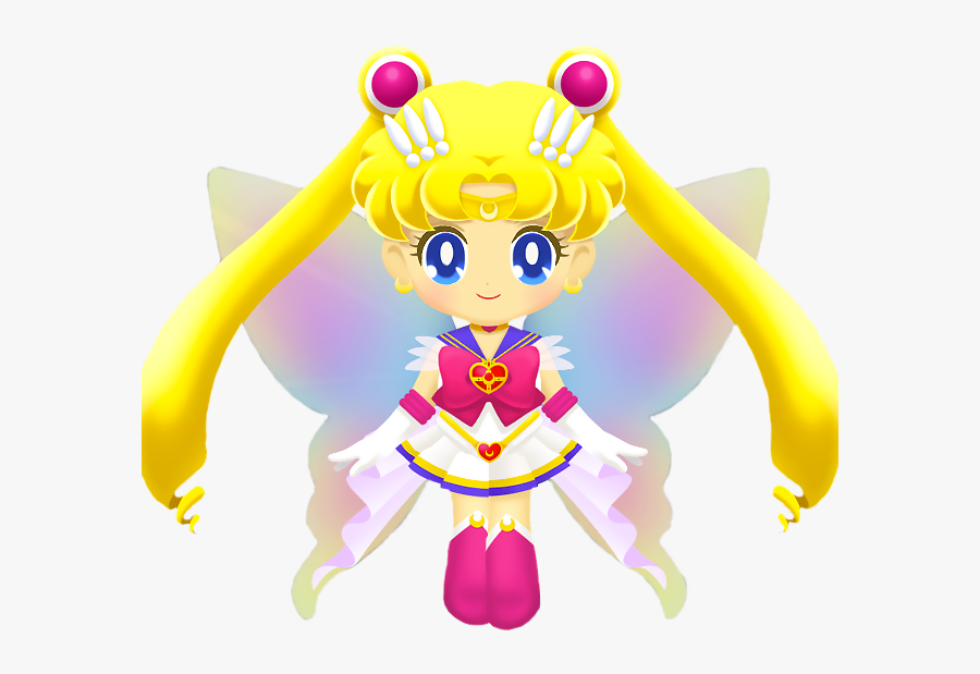 Super Sailor Moon Smd - Sailor Moon Sailor Moon Drops, Transparent Clipart